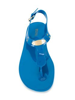 Jelly Sandals Michael Michael Kors                                                                                                              синий цвет