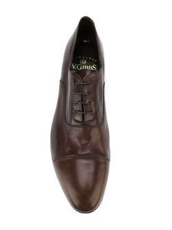 Классические Оксфорды W.Gibbs                                                                                                              коричневый цвет