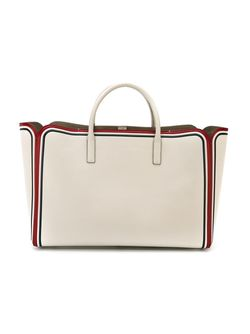Sporty Maxi Featherweight Ebury Tote Anya Hindmarch                                                                                                              белый цвет