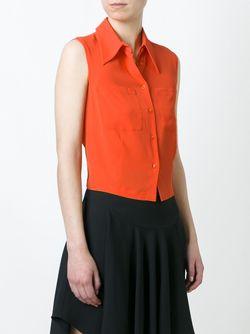 Cropped Sleeveless Shirt Missoni                                                                                                              желтый цвет