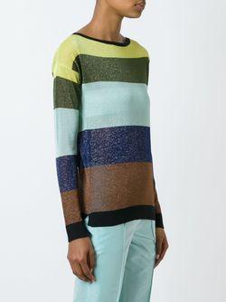 Striped Sweater Etro                                                                                                              многоцветный цвет