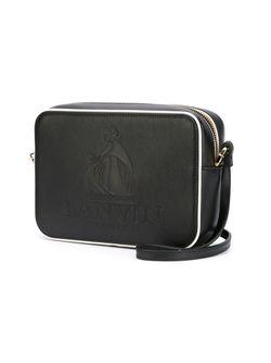 Nomad Crossbody Bag Lanvin                                                                                                              чёрный цвет