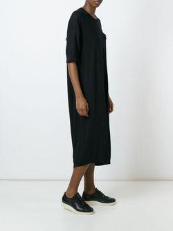 Трикотажное Платье Mako Boboutic                                                                                                              чёрный цвет