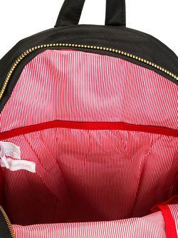 Classic Zip Up Backpack Herschel Supply Co.                                                                                                              чёрный цвет