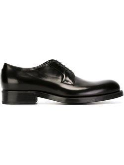 Классические Туфли На Шнуровке Raf Simons                                                                                                              чёрный цвет