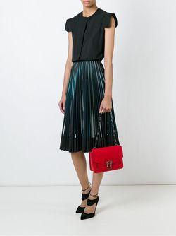 Hava Shoulder Bag Proenza Schouler                                                                                                              красный цвет