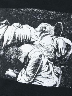 Свитер Pen Caravaggio OFF-WHITE                                                                                                              чёрный цвет