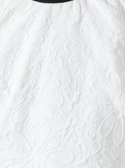 Майка С Контрастной Окантовкой Victoria, Victoria Beckham                                                                                                              белый цвет