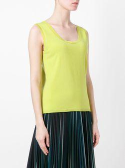 Knit Tank Top P.A.R.O.S.H.                                                                                                              желтый цвет