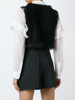 Muland Waistcoat P.A.R.O.S.H.                                                                                                              черный цвет