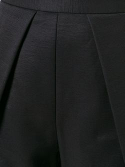 Шорты С Завышенной Талией MSGM                                                                                                              чёрный цвет