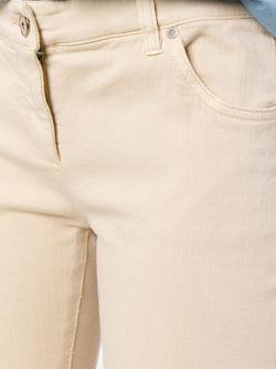 Джинсы Кроя Скинни Brunello Cucinelli                                                                                                              Nude & Neutrals цвет