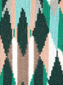 Клатч Zahara Megan Park                                                                                                              коричневый цвет