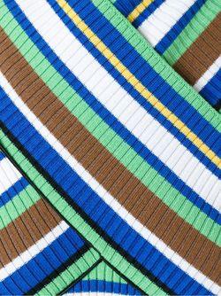 Полосатый Топ С Вырезом-Халтер MSGM                                                                                                              многоцветный цвет