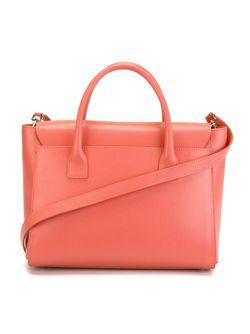 Сумка-Тоут Со Съемной Лямкой Furla                                                                                                              розовый цвет