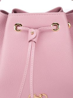 Millie Bucket Crossbody Bag Salvatore Ferragamo                                                                                                              розовый цвет