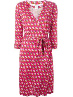 New Julian Dress Diane Von Furstenberg                                                                                                              розовый цвет