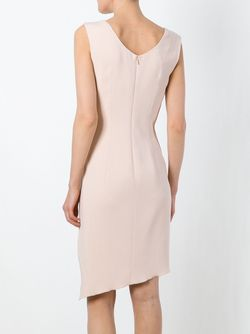 Side Slit Dress Stella Mccartney                                                                                                              розовый цвет