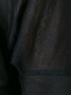 Fine Knit Bolero Aviù                                                                                                              чёрный цвет