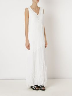 Платье Voga Uma Raquel Davidowicz                                                                                                              белый цвет