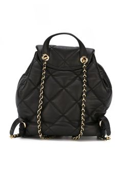 Giuliette Quiled Backpack Salvatore Ferragamo                                                                                                              чёрный цвет