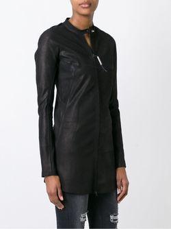 Ambitieuse Zipper Jacket Isaac Sellam Experience                                                                                                              черный цвет