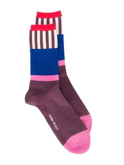 Youngdo Pattern Socks Henrik Vibskov                                                                                                              многоцветный цвет