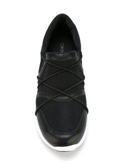 Кроссовки С Панельным Дизайном DKNY                                                                                                              чёрный цвет