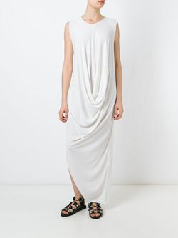 Long Draped Dress Lost & Found Ria Dunn                                                                                                              белый цвет