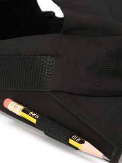 Open Box Peak Cap NASIR MAZHAR                                                                                                              черный цвет