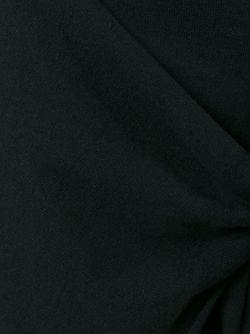 Юбка С Узлом Joseph                                                                                                              черный цвет