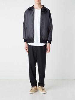 Двухсторонняя Куртка На Молнии En Route                                                                                                              чёрный цвет