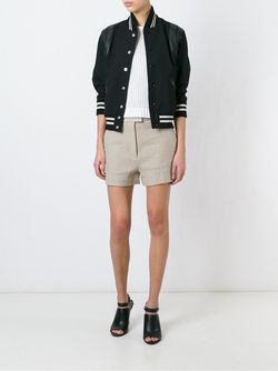 Tweed Shorts 3.1 Phillip Lim                                                                                                              Nude & Neutrals цвет