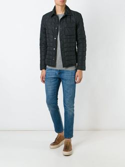 Дутая Куртка Duvetica                                                                                                              чёрный цвет