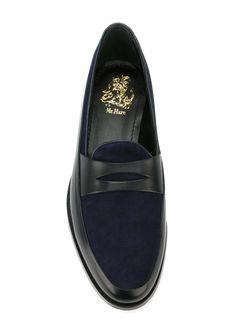 Лоферы Penny Wilde Mr.Hare                                                                                                              синий цвет