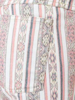 Брюки Nahia Isabel Marant Étoile                                                                                                              белый цвет