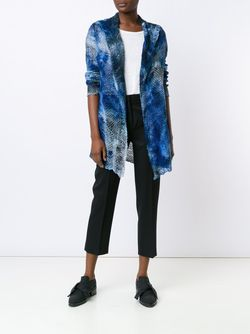 Knit Jacket Avant Toi                                                                                                              синий цвет