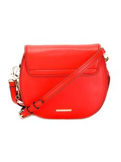 Mini Suki Crossbody Bag Rebecca Minkoff                                                                                                              красный цвет