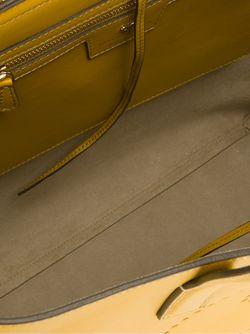 Сумка-Тоут С Принтом Смайла Anya Hindmarch                                                                                                              желтый цвет