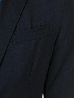 Блейзер С Заостренными Лацканами Aspesi                                                                                                              синий цвет
