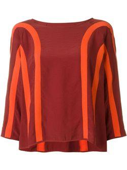 Блузка Gordon Henrik Vibskov                                                                                                              красный цвет