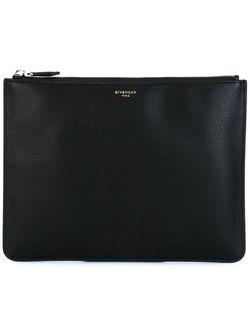 Zip Clutch Givenchy                                                                                                              чёрный цвет