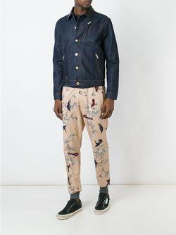 Bird Print Track Pants Dolce & Gabbana                                                                                                              многоцветный цвет