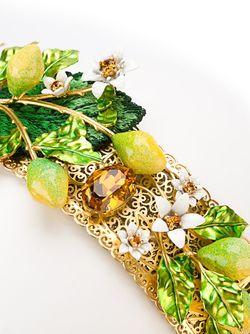 Embellished Headband Dolce & Gabbana                                                                                                              серебристый цвет