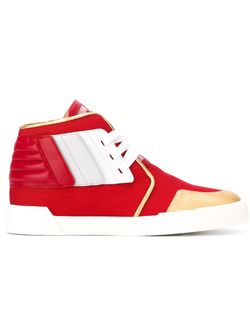 The Shark 2.0 Sneakers Giuseppe Zanotti Design                                                                                                              красный цвет
