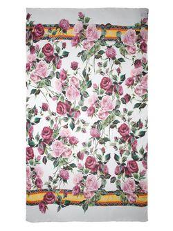Print Scarf Dolce & Gabbana                                                                                                              многоцветный цвет