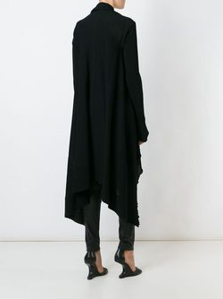 Asymmetric Cardigan Rick Owens                                                                                                              None цвет