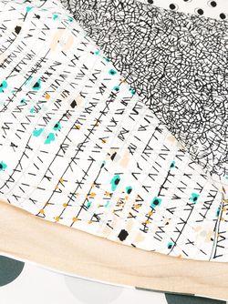 Printed Scarf PIERRE-LOUIS MASCIA                                                                                                              многоцветный цвет