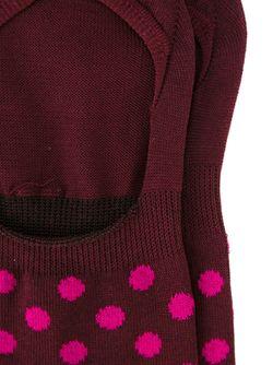 Носки В Горох Paul Smith                                                                                                              красный цвет