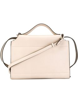Contrast Piping Shoulder Bag Jil Sander                                                                                                              Nude & Neutrals цвет